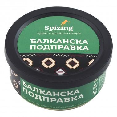 """Балканска подправка """"Вкусът на България"""" - 30 г"""