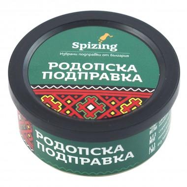 """Родопска подправка """"Вкусът на България"""" - 30 г"""