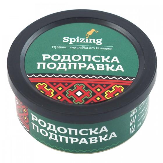 """Родопска подправка """"Вкусът на България"""" - 30 г,  30 г"""