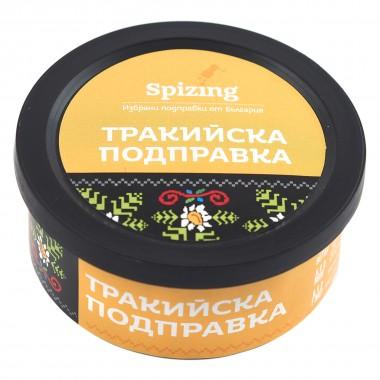 """Тракийска подправка """"Вкусът на България"""" - 30 г"""