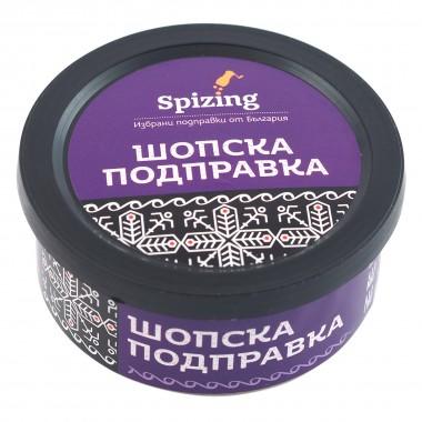 """Шопска подправка """"Вкусът на България"""" - 30 г"""