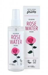 Розова вода - био - 100/200/400 мл, Zoya Goes Pretty ®,  100 мл,  200 мл,  400 мл