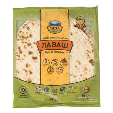 Лаваш - арменски хляб без мая - 5 бр