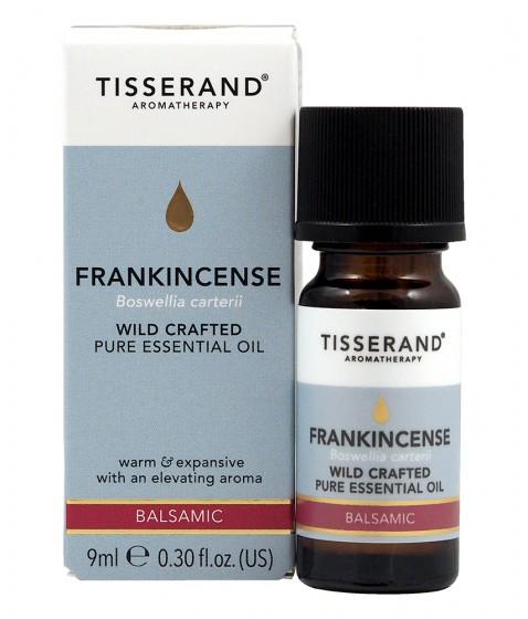 Етерично масло от сомалийски тамян - 9 мл, Tisserand® Aromatherapy,  9 мл