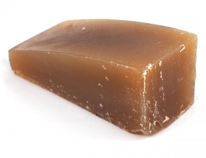 Crystal African Black Soap (base) - bulk,  50 g,  100 g,  200 g,  500 g
